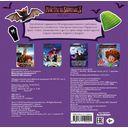 Монстры на каникулах 3. Альбом 200 наклеек (фиолетовая) — фото, картинка — 1