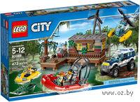 """LEGO. City. """"Секретное убежище воришек"""""""