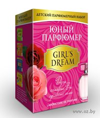"Набор для опытов ""Юный парфюмер. Girl's dream"""