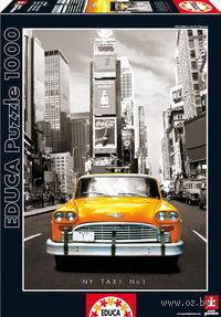 """Пазл """"Такси. Нью-Йорк"""" (1000 элементов)"""