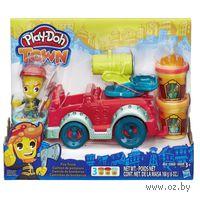 """Набор для лепки """"Play-Doh. Пожарная машина"""""""