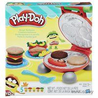 """Набор для лепки """"Play-Doh. Бургер барбекю"""""""
