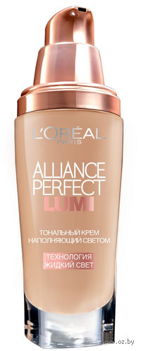 """Тональный крем """"Alliance Perfect Lumi"""" (тон N1, cлоновая кость; 30 мл)"""