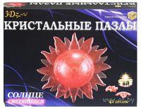 "Пазл ""3D Crystal Puzzle. Солнце светящееся"" (41 элемент)"