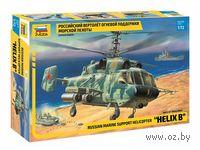 Вертолет Ка-29 (масштаб: 1/72)