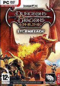 Dungeons & Dragons Online: Stormreach (DVD-BOX)