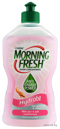 Средство для мытья посуды Morning Fresh