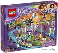 """LEGO Friends """"Парк развлечений: американские горки"""""""