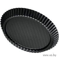 Форма для выпекания металлическая с антипригарным покрытием (28*3,5 см)