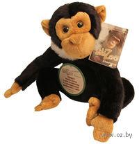 "Мягкая интерактивная игрушка ""Wiki Zoo. Обезьяна"" (арт. 7582/WZ)"