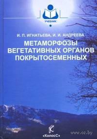 Метаморфозы вегетативных органов покрытосеменных. Ирина Игнатьева, И. Андреева