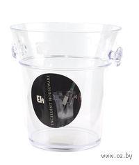 Ведро для охлаждения бутылки пластмассовое (205х215 мм)