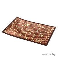 Подставка сервировочная бамбуковая окрашенная (30*45 см, арт. 4900031)