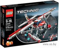"""LEGO. Technic. """"Пожарный самолет"""""""