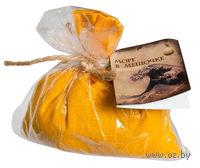 """Соль морская для ванн """"Море в мешочке"""" с эфирным маслом апельсина (250 г)"""