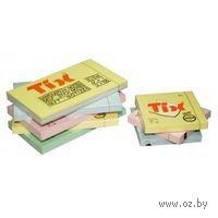 """Бумага для записей на клейкой основе """"Aero"""" (127x75 мм; 100 л, розовая пастель)"""