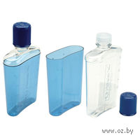 Фляга Nalgene FLASK GLACIER BLUE 12 OZ