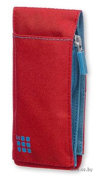 """Кармашек для записной книжки Молескин """"Tool Belt"""" (для формата Pocket; красный)"""