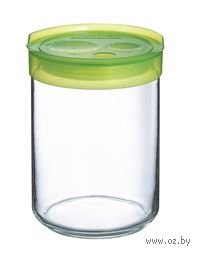 Банка для сыпучих продуктов стеклянная (1 л; арт. L0385)
