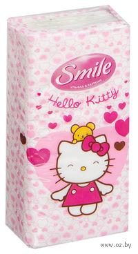 "Бумажные носовые платочки ""Hello Kitty"" (15 шт)"