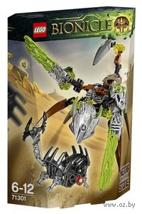 """LEGO. Bionicle. """"Кетар, Тотемное животное Камня"""""""