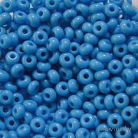 Бисер №63050 (темно-голубой)