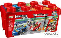"""LEGO. Juniors. """"Ралли на гоночных автомобилях"""""""