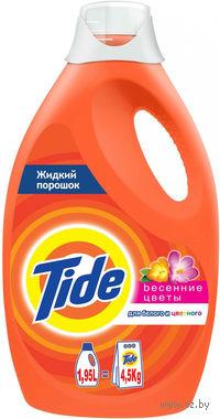 """Жидкий порошок Tide """"Весенние цветы"""" (1.95 л)"""