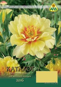 Каталог цветочных культур для весенней посадки 2016