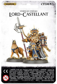 "Набор миниатюр ""Warhammer AoS. Stormcast Eternals Lord-Castellant"" (96-14)"