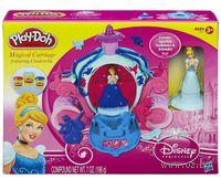 "Набор для лепки ""Play-Doh. Волшебная карета Золушки"""