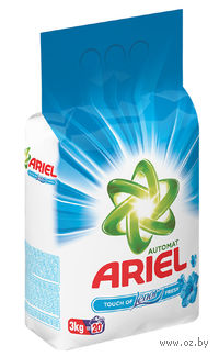 Стиральный порошок Ariel Pro-ZIM 7