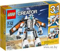 """LEGO. Creator. """"Летающий робот"""" (самолет/автомобиль)"""