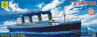 "Пассажирский лайнер ""Титаник"" (масштаб: 1/400)"