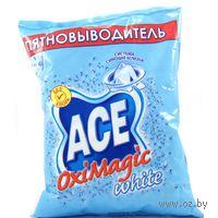 Пятновыводитель ACE oximagic White (200 г.)