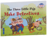 The Three Little Pigs Make Detectives. Н. Наумова