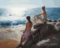 "Картина по номерам ""У самого синего моря"" (400х500 мм)"