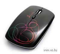 Беспроводная оптическая мышь SmartBuy 327AG Full-Color Print (Black)