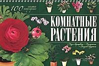 Комнатные растения. 100 самых популярных. Маргарита Якушева
