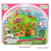 """Дом для куклы """"Lalaloopsy Tinies. Домик на дереве"""""""