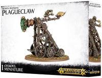 "Набор миниатюр ""Warhammer AoS. Skaven Pestilens Plagueclaw"" (90-23)"