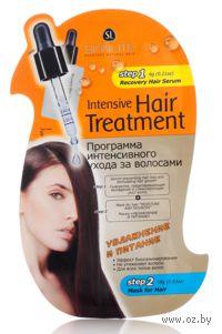 Программа ухода за волосами