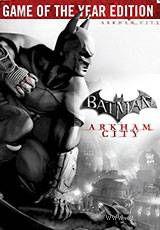 Цифровой ключ Batman: Arkham City - Game of the Year Edition