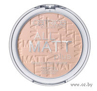 "Пудра ""All Matt Plus Shine Control"" (тон 015; 10 г)"