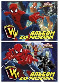"""Альбом """"Spider-man Classic"""" (А4; 20 листов)"""