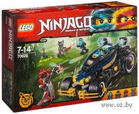 "LEGO Ninjago ""Самурай VXL"""