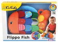 """Развивающая игрушка """"Рыбка Флиппо"""""""