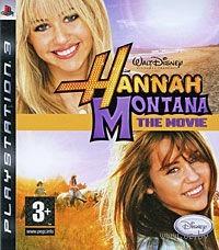 Hannah Montana: The Movie (PS3)