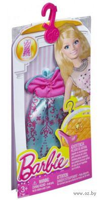 """Одежда для куклы """"Барби. Розовый сарафан"""""""