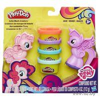 """Набор для лепки """"Play-Doh. Пони. Знаки Отличия"""""""